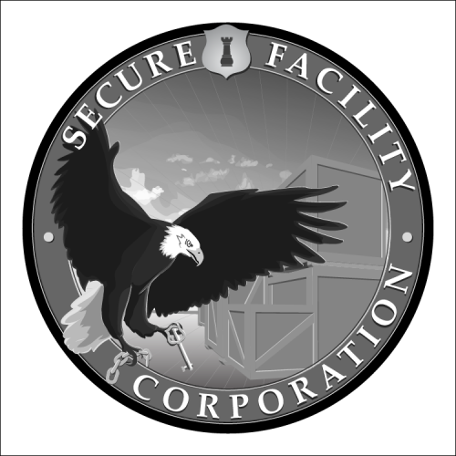 Secure Facility: Brand Design (Outdoor Storage Seal)